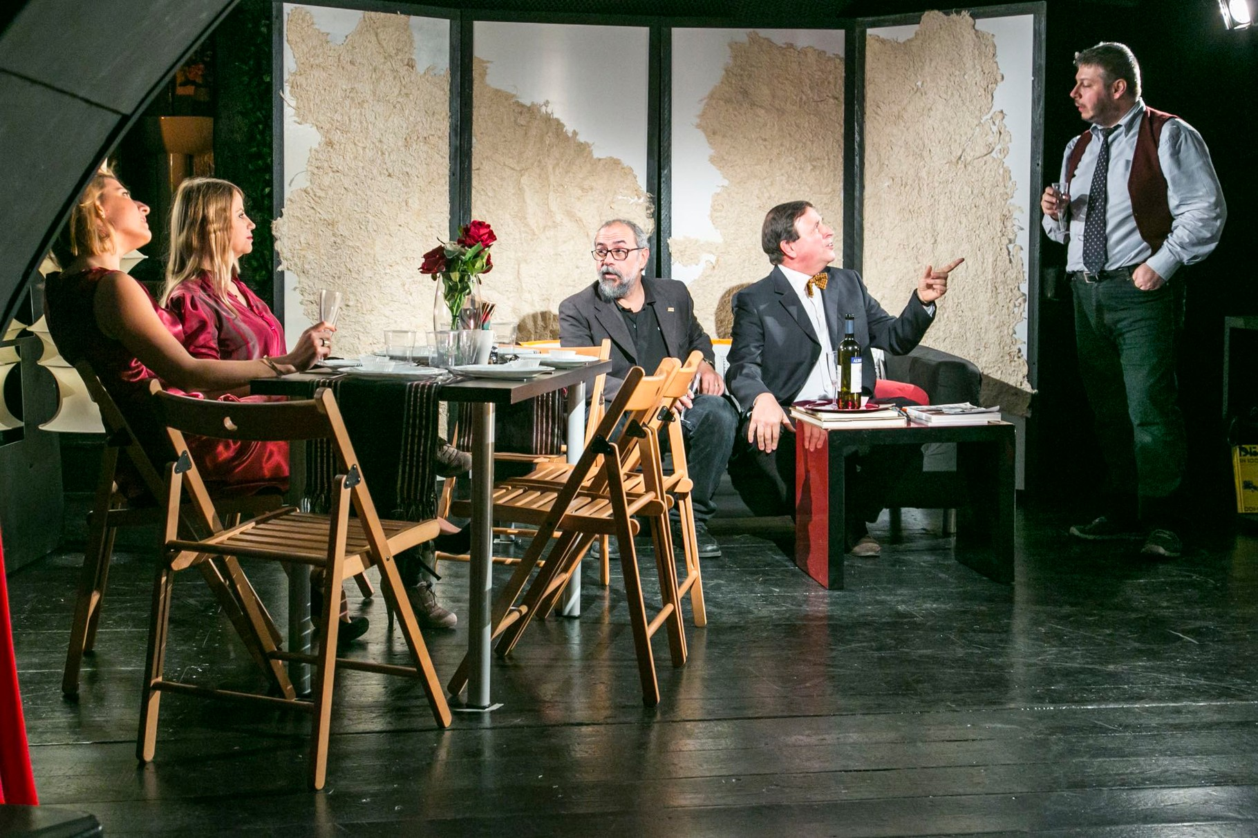 """""""Mi ricordo di te"""", Teatro Elettra Febbraio 2016"""