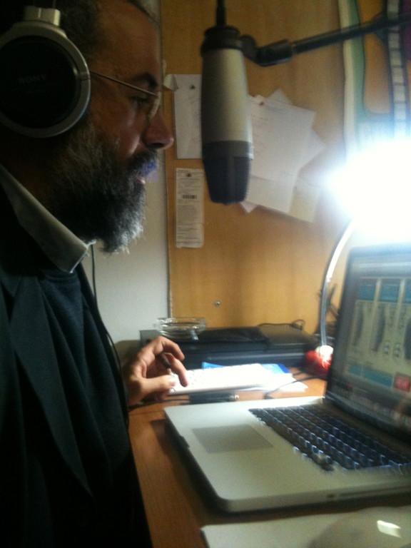 Novembre 2010, iniziano le Trasmissioni di Radio Palcoscenico