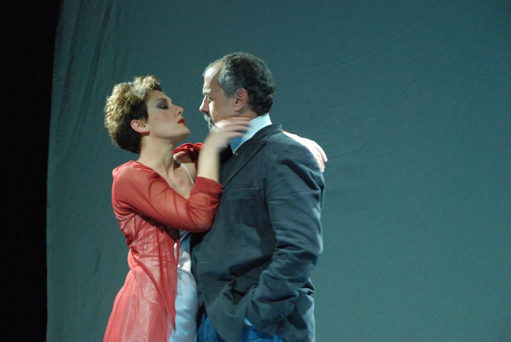 """Teatro del Parco Tiburtino, Ottobre 2007 """"Freddo come la notte"""", sono in scena!"""