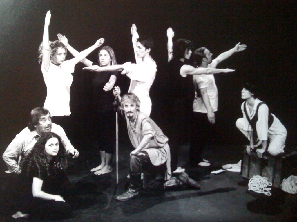 """Maggio 1998, """"Don Chisciotte"""" al Teatro Agorà"""