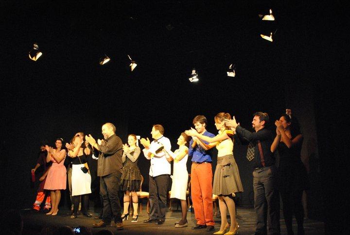 Ottobre 2010, Teatro Agorà