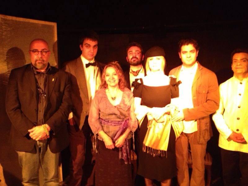 Maggio 2013, Teatro Elettra