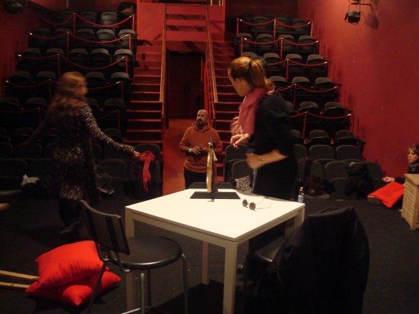 Ottobre 2009, Teatro Agorà