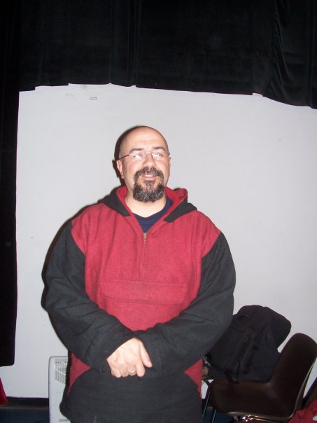 Febbraio 2008, Teatro del Parco Tiburtino