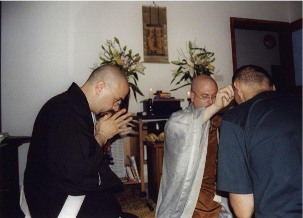 Versione Monaco Buddhista, Firenze Giugno 2002