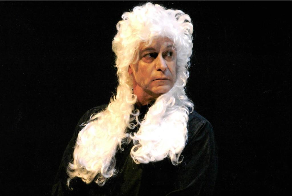 """Maggio 2005 """"La Locandiera"""" al Teatro Agorà"""