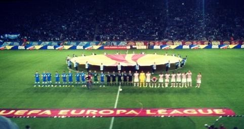 UEFA Europa League FC Dnipro vs. PSV