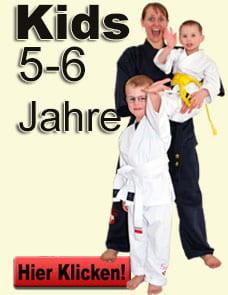 Kinderkarate-Wiesbaden-5-6 Jahre