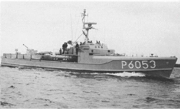 "S-Boot ""Sturmmöwöe"" - Bild: Archiv Förderverein"