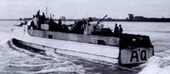 """Eins der letzten Bilder von """"S 199"""" vor dem Verlust - Bild aus Steve Wiper: Kriegsmarine Schnellboote"""