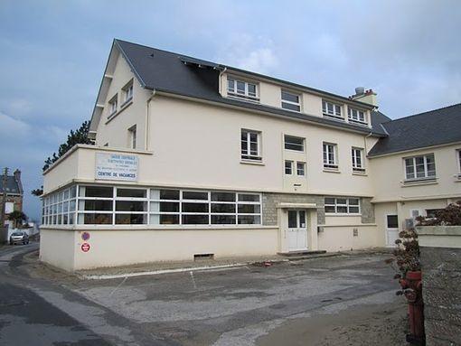 Hotel de la Plage in Urville Nacqueville heute - Bild: Benoît