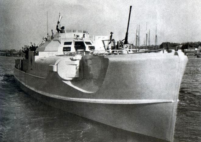 Boot vom Typ S 100