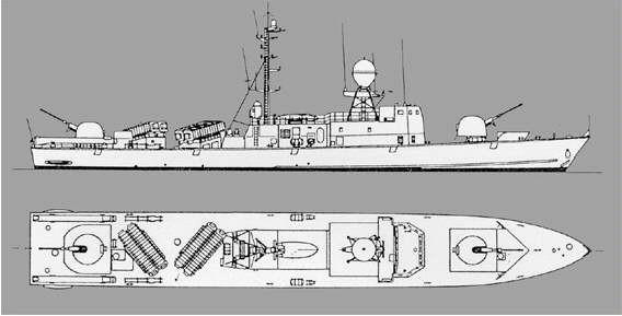 Albatros-Klasse, S-Boot Klasse 143