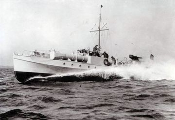 "Boot der Serie ""S 10"" - Bild: Lürssen"