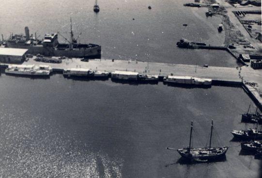 Unwirksam getarnte S-Boote aus der Luft gesehen - Foto: Archiv Kpt z.S. A,D. H. Haag