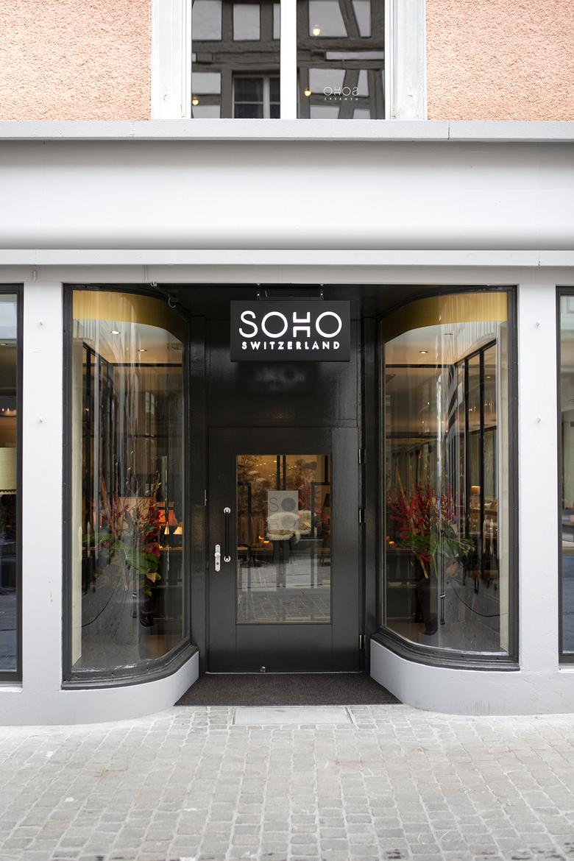SOHO Switzerland St.Gallen