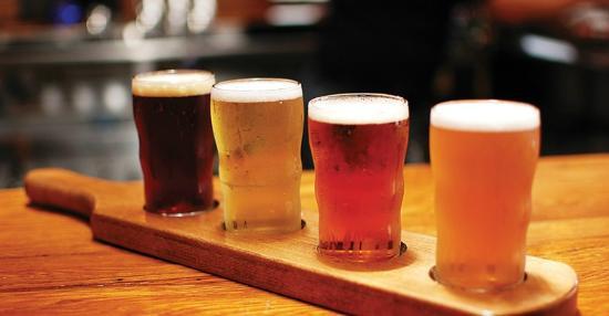 Bier Flight - Craft Company