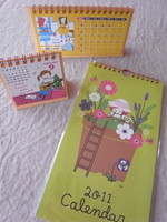 2011カレンダー(株式会社Z&K)