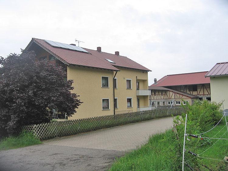 Heizung + Solar / Zweifamilienhaus