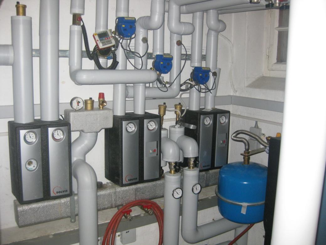 Heizkreispumpen für Wärmeverteilung