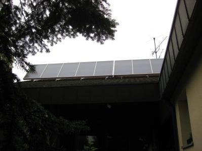 Solaranlage Solvis Ferra integral