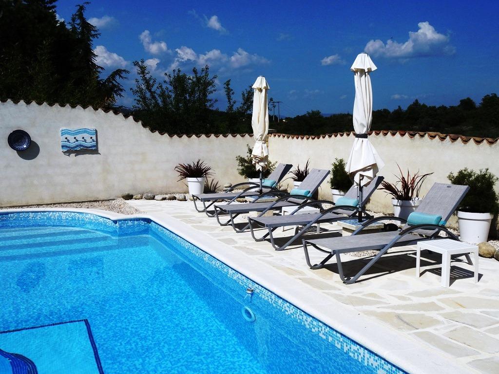 piscine privée