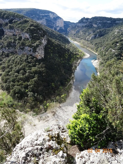 Gorges of the Ardèche