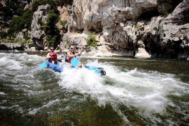 descente de rivières