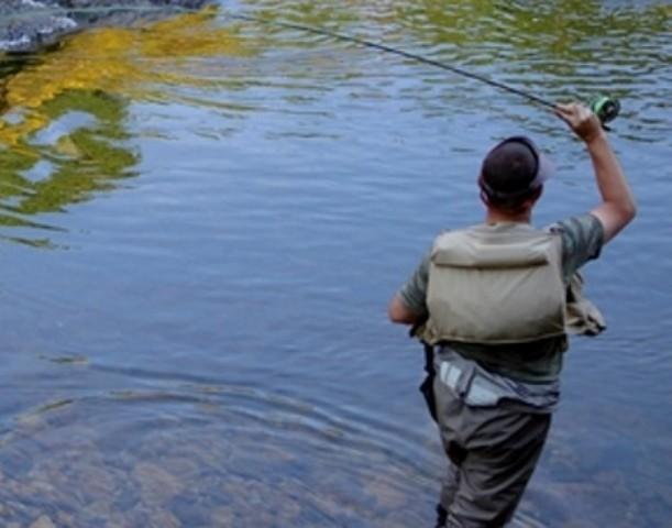 pêche en eau vive