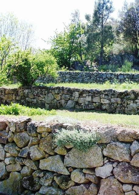 Les terrasses ou faïsses