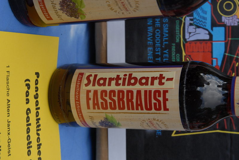 Alkoholfreie Alternative zum Donnergurgler
