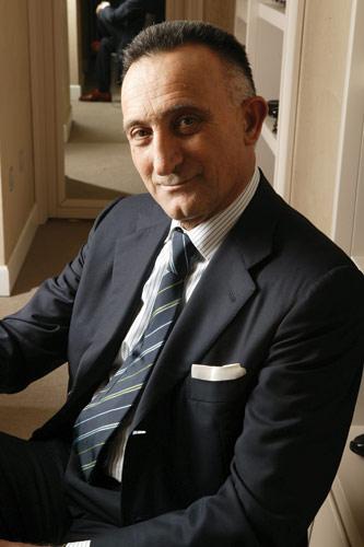 Andrea Santoni overleden