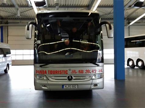 Mercedes Benz Tourismo - H-RO 882 - Sitze: 49+1+1