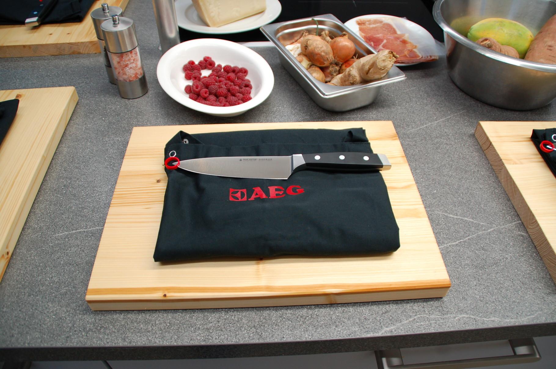 AEG Kochzeit in Halle