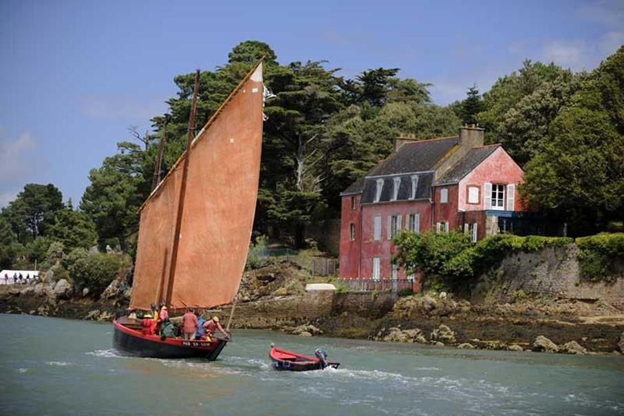 Location maison bretagne bord de mer g te de bord de mer for Acheter une maison en bretagne bord de mer