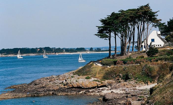 maison golfe du Morbihan