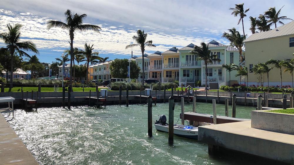 Hafen von Islander Bayside Townhomes