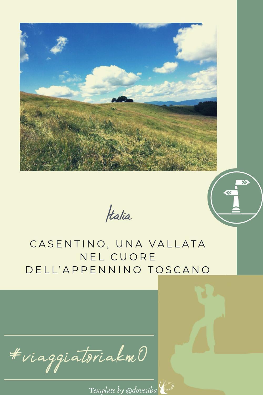 """CASENTINO, UNA VALLATE NEL CUORE DELL'APPENNINO TOSCANO - DI """"LE AVVENTURE DI ENNE"""""""