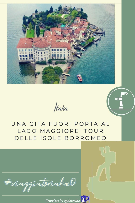 """TOUR DELLE ISOLE BORROMEO - DI """"LAGO MAGGIORE BLOG"""""""