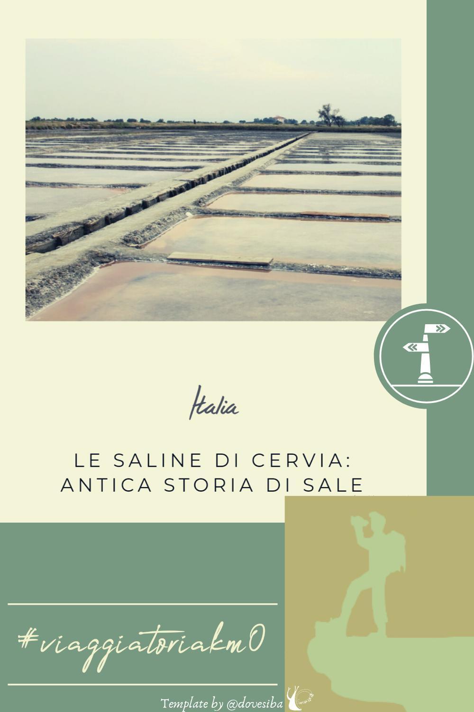 """LE SALINE DI CERVIA: ANTICA STORIA DI SALE - DI """"LA VIAGGIALETTRICE"""""""