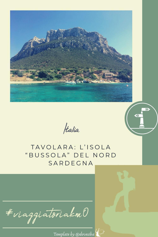 """TAVOLARA: L'ISOLA BUSSOLA DEL NORD SARDEGNA - DI """"TRIP AND CLEAN"""""""