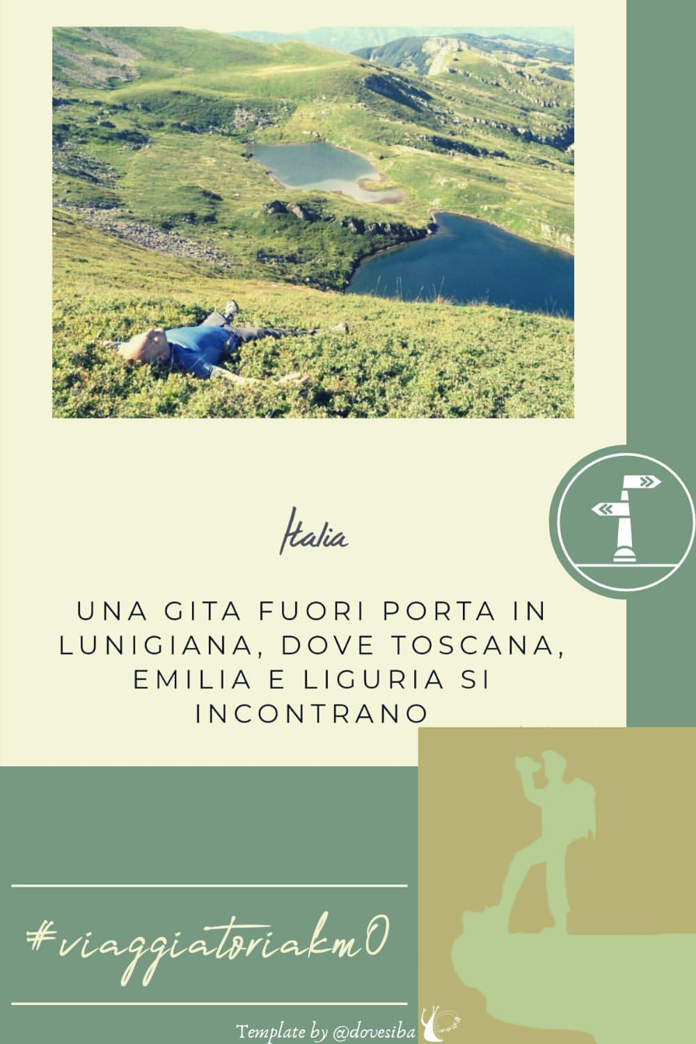 "UNA GITA FUORI PORTA IN LUNIGIANA - DI ""TRAVEL OFF"""
