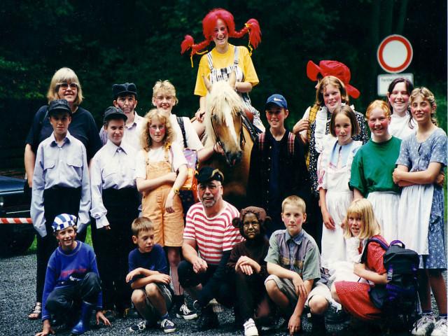 Pippi Langstrumpf 1997