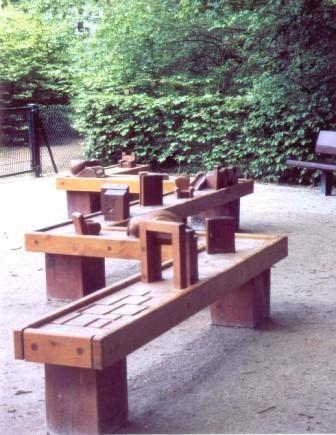 Jeu de billes thèmatiques - chêne et sequoia