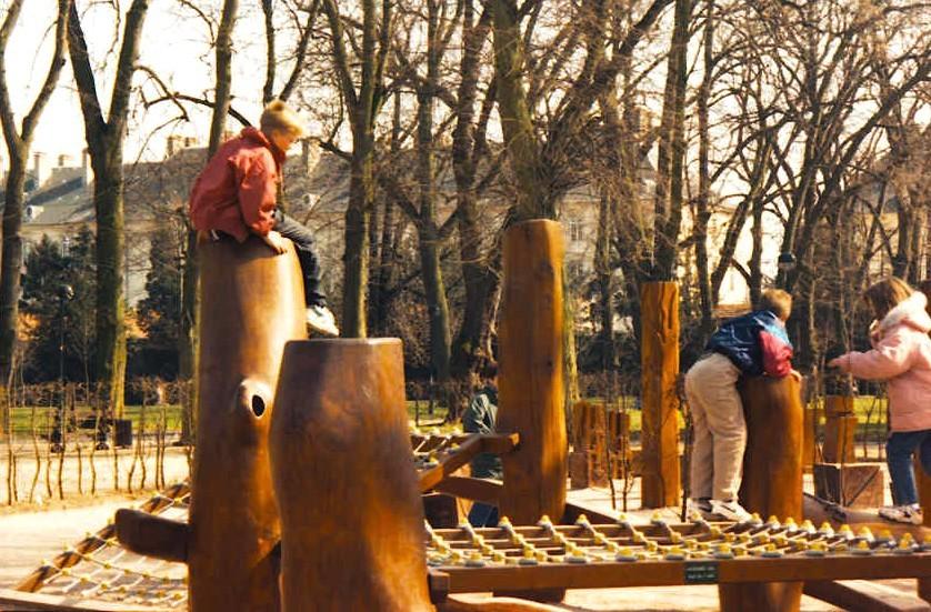 Nancy - Parc de la Pépinière