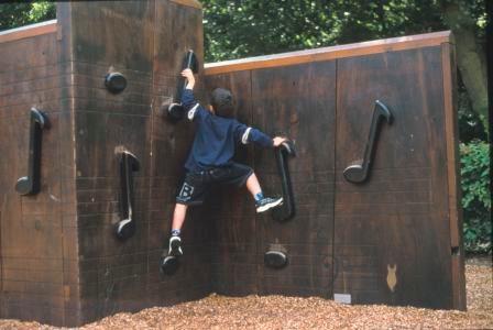 mur d'escalade Lulli