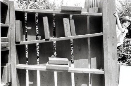 espace Culture - bibliothèque Voltaire - chêne