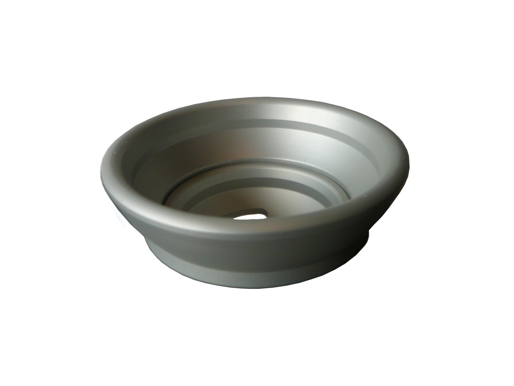 100>150mm (PS541) Adapter changes the 100mm bowl into a 150mm bowl - includes special tie down