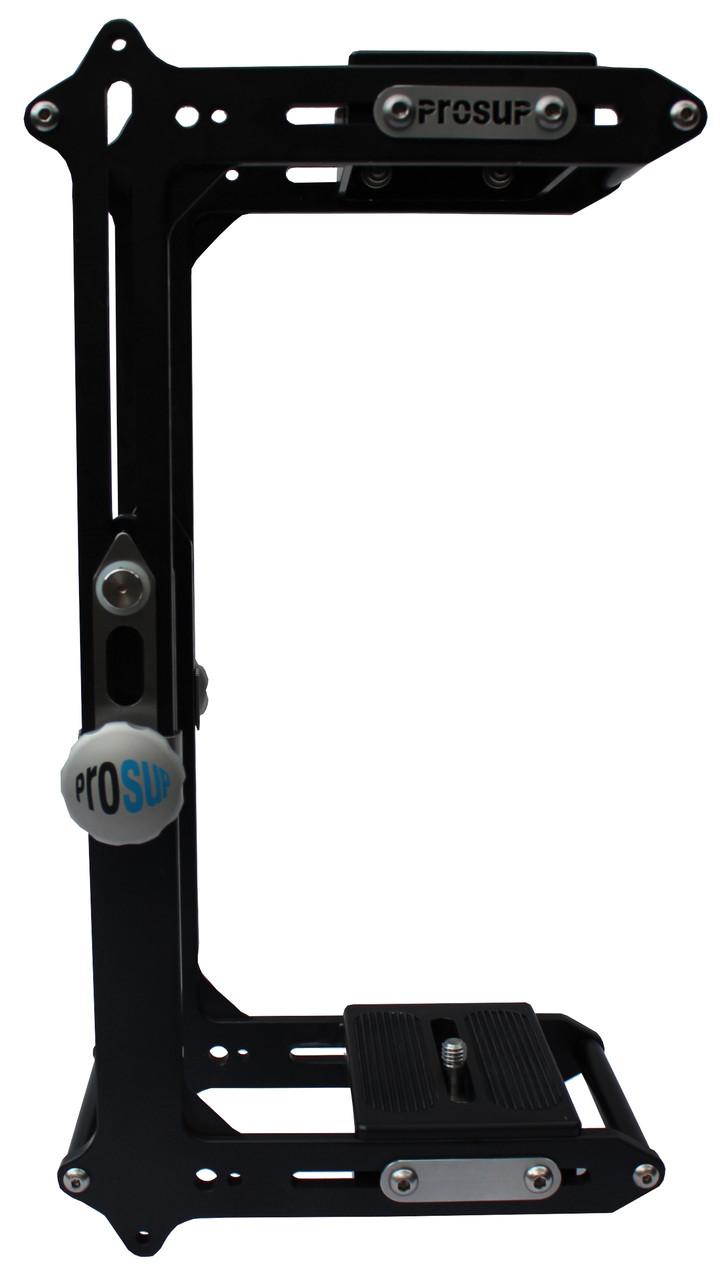 Undersling für den über-Kopf Einsatz des Tango - wird an der Kameraplatte des nach unten montierten Fluidkopfes befestigt