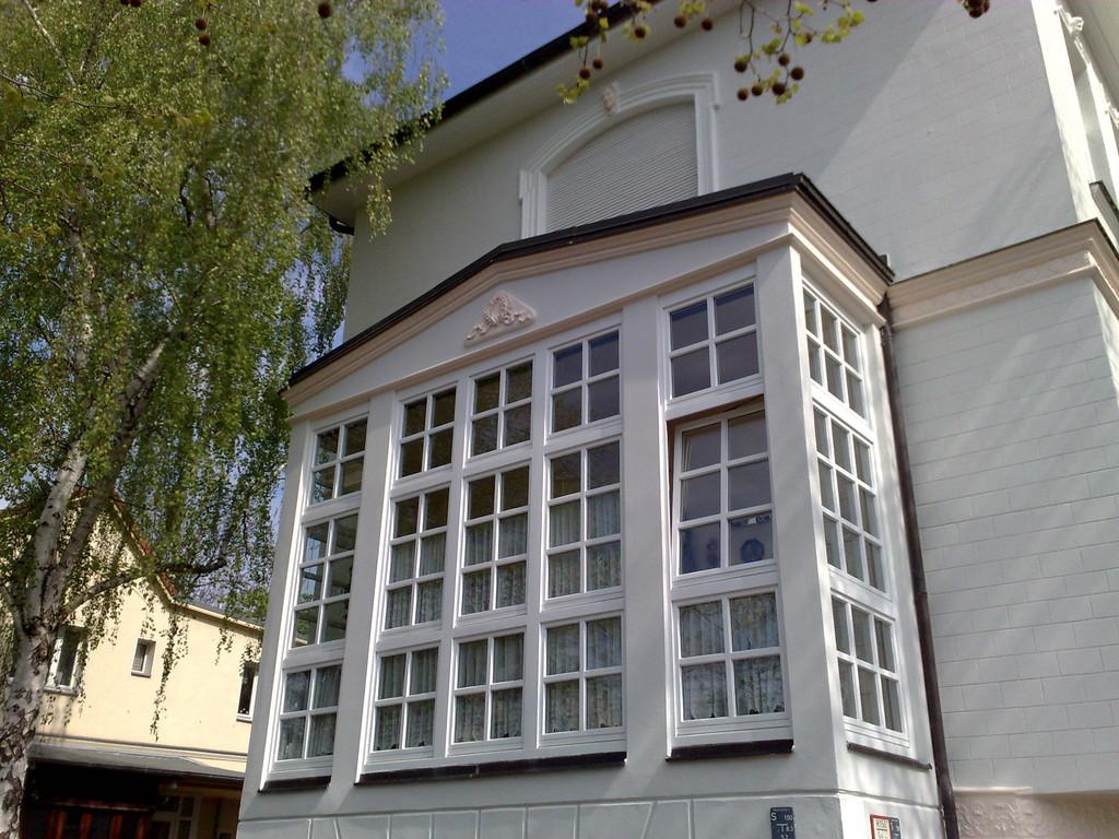 Malerbetrieb Schönwalde - Fassadensanierung Anstrich